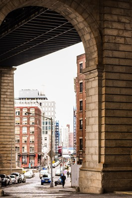 Brooklyn Bridge, Dumbo - Thankfifi New York Travel Diary