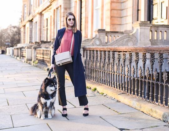 Zara crop fringe flare jeans - Thankfifi street style-2