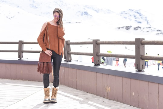 Apres ski style in Val Thorens - Thankfifi