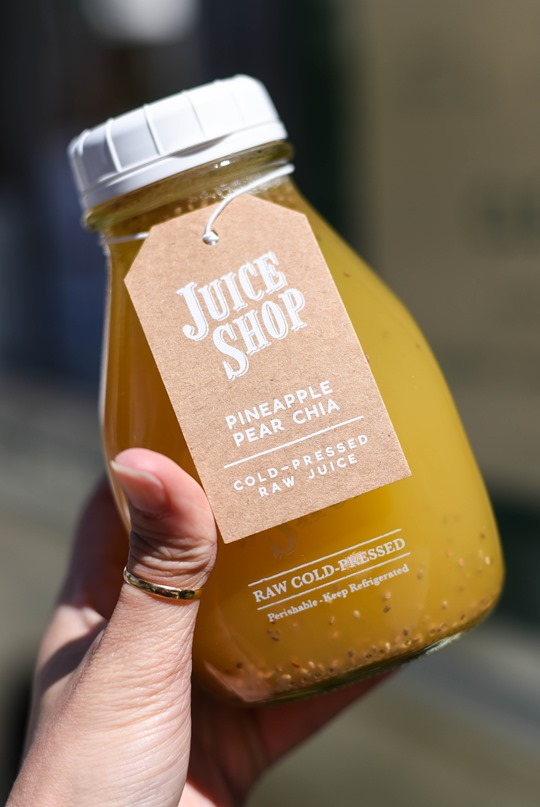 The Juice Shop, Mission - Thankfifi San Francisco Travel Diary-9-2