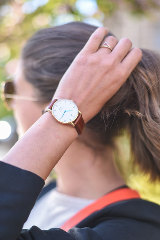 Daniel Wellington Dapper watch - Thankfifi, Scottish fashion blog - 15% discount code-2