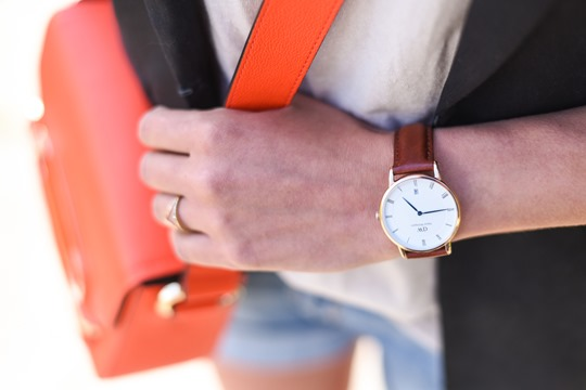 Daniel Wellington Dapper watch - Thankfifi, Scottish fashion blog - 15% discount code