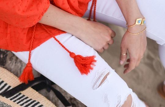 Jigsaw x The Basket Room & J Brand white Demented Jeans - Thankfifi, Scottish fashion blog-2b