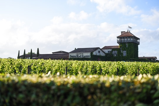 Chateau Smith Haut Lafitte - Luxury Vineyard Bordeaux