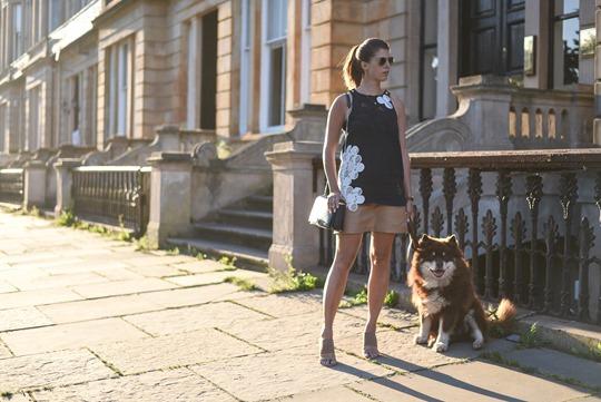 Jigsaw A Line Cormac Lace Tank Top - Thankfifi Scottish fashion blog-2