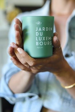 Kerzon Jardin de Luxembourg candle - Thankfifi luxury lifestyle blog