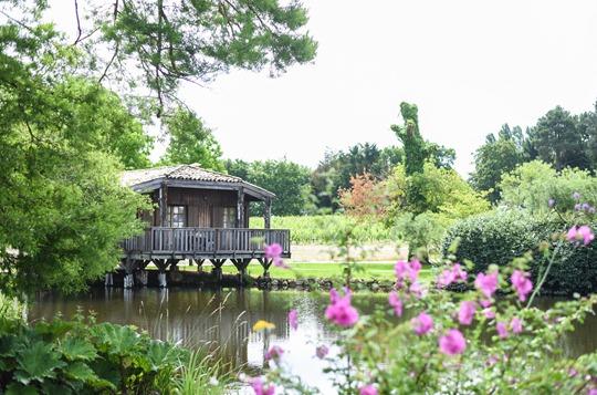 Les Sources de Caudalie - L'Ile aux Oiseaux water suite-11
