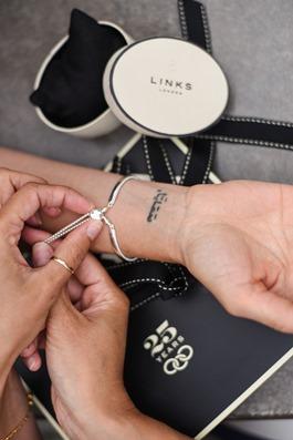 Links of London friendship bracelet - Thankfifi Scottish lifestyle blog-10