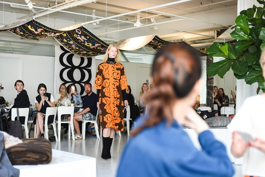 Marimekko HQ Helsinki - Thankfifi, Scottish travel blog-12