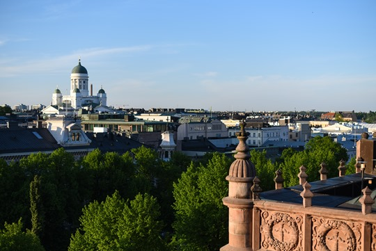 Savoy rooftop restaurant Helsinki - Thankfifi, Scottish travel blog-4