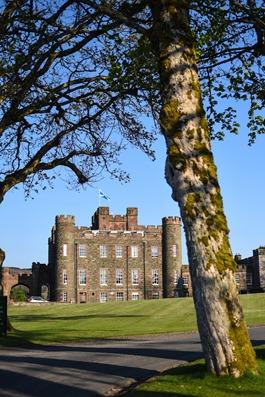 Stobo Castle review - Thankfifi, Scottish travel blog-2