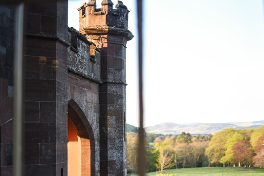 Stobo Castle review - Thankfifi, Scottish travel blog-6