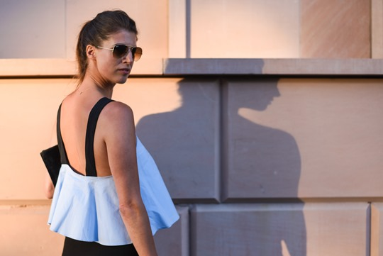 Zara Ellery flare trousers - Thankfifi Glasgow fashion blog-10