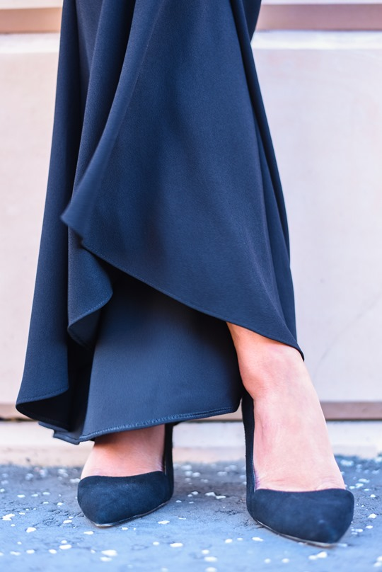 Zara Ellery flare trousers - Thankfifi Glasgow fashion blog-16