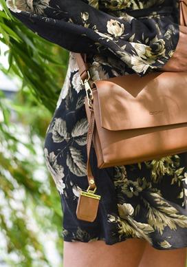 Ralph Lauren Denim & Supply floral mini dress in Berlin - Thankfifi Scottish fashion travel blog-6