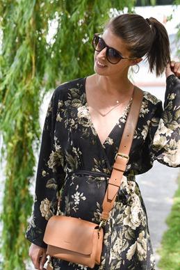 Ralph Lauren Denim & Supply floral mini dress in Berlin - Thankfifi Scottish fashion travel blog-4
