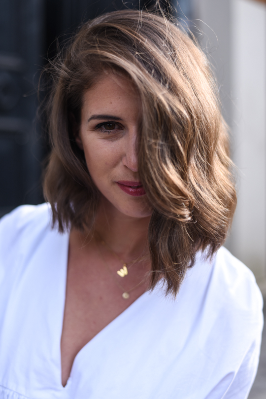 Sassoon Salon asymmetric lob beach waves - Thankfifi Scottish beauty blog-5