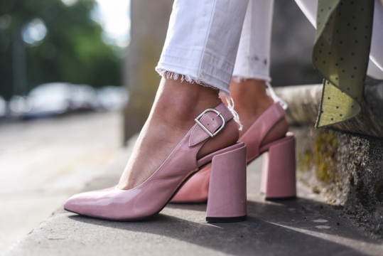 Topshop Gramercy pink shoes - Thankfifi Scottish fashion blog-4