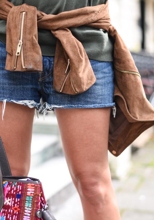 Boden khaki marsh Grace button jumper - Thankfifi Scottish fashion blog-4