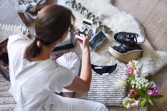 Depop shop my wardrobe - Thankfifi Scottish fashion blog-2