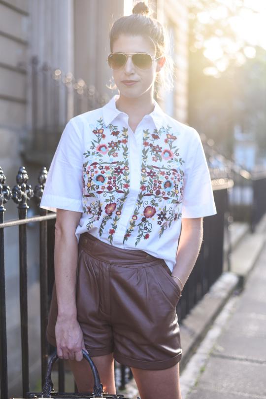 Henri Bendel Gotham Snake Tote Bag - Thankfifi Scottish fashion blog-4