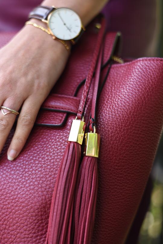 LK Bennett Leather midi skirt - Thankfifi Scottish fashion blog-14