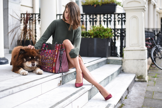 Maria's Bag, hand crafted in Gautemala - Thankfifi Scottish fashion blog-6