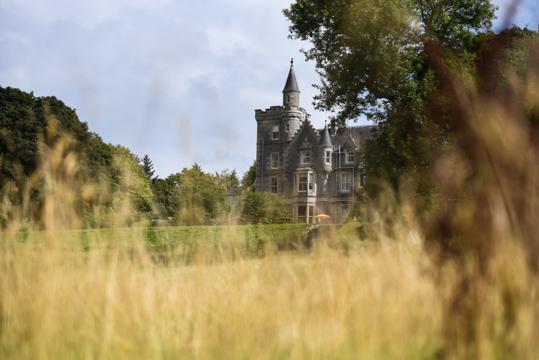 Mercure Ardoe House Hotel, Aberdeen review - Thankfifi Scottish travel blog-14