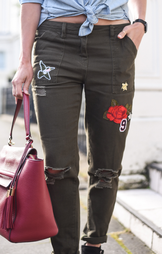 next-embroidered-patch-cargo-trousers-thankfifi-scottish-fashion-blog-4