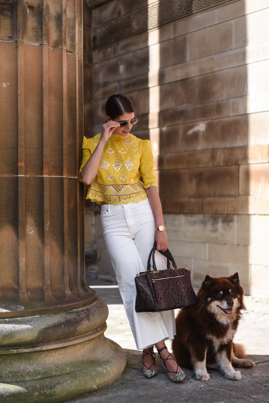 temperley-london-yellow-lace-blouse-thankfifi-scottish-fashion-blog-2