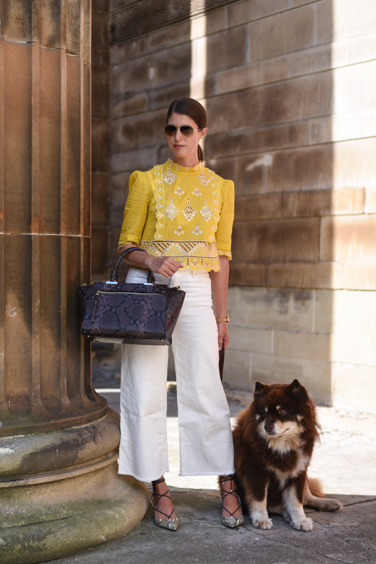 temperley-london-yellow-lace-blouse-thankfifi-scottish-fashion-blog