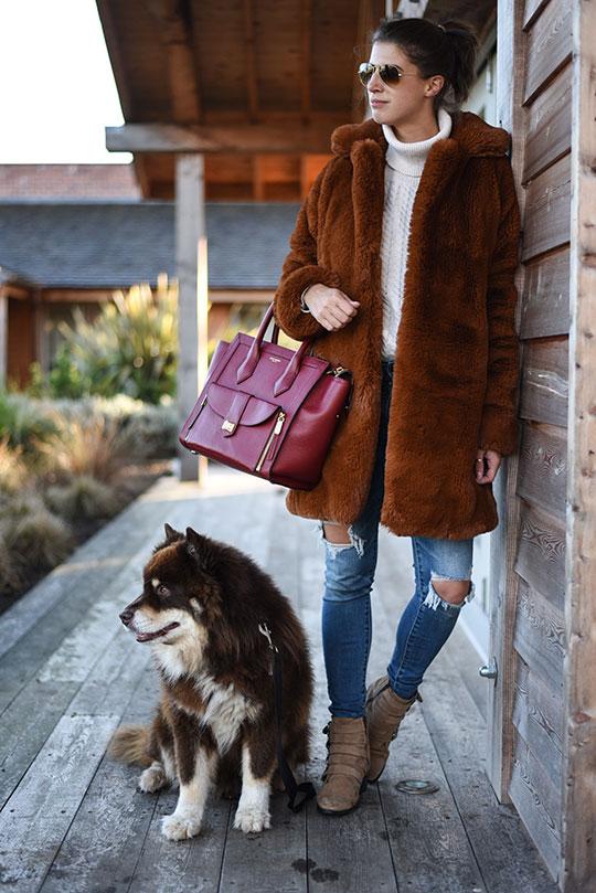 karen-millen-teddy-fur-coat-thankfifi-scottish-fashion-blog-2