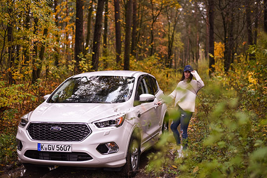 white-kuga-vignale-kugadventure-in-poland-thankfifi-scottish-travel-blog-1