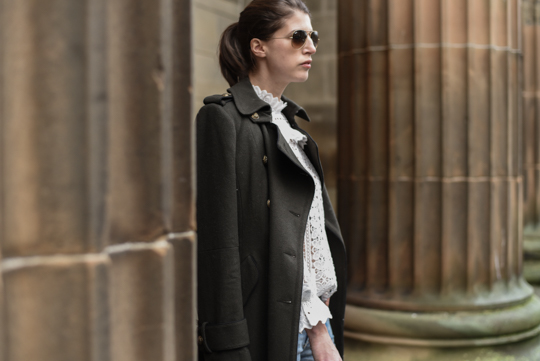 Monsoon victoriana lace blouse & Henri Bendel Cooper Crossbody - Thankfifi Scottish fashion blog-8