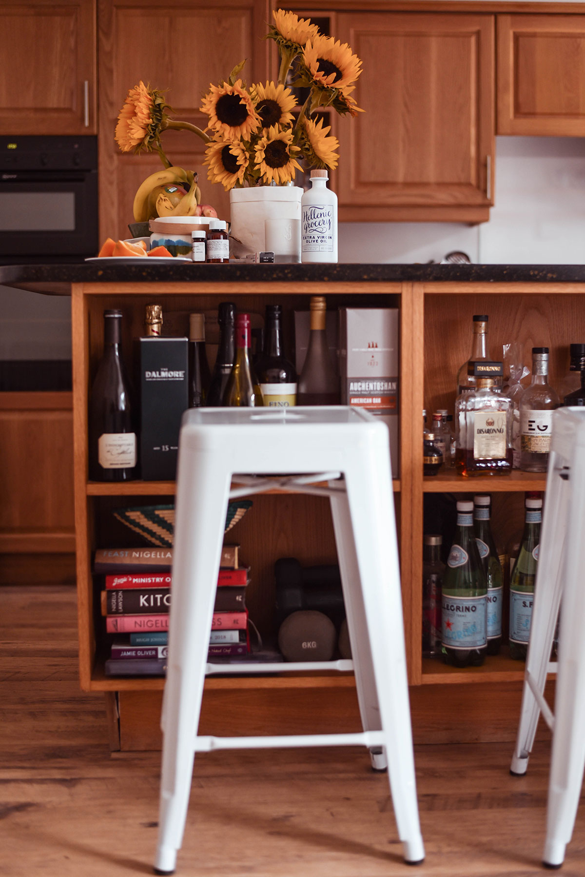American Home Makeover home tour – breakfast bar makeover   thankfifi